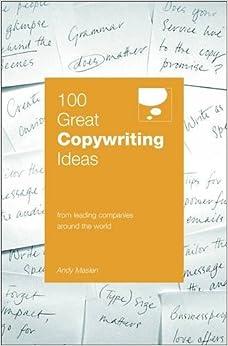 andy maslen copywriting a book