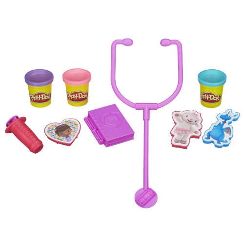 Play-Doh Doctor Kit Featuring Doc McStuffins -