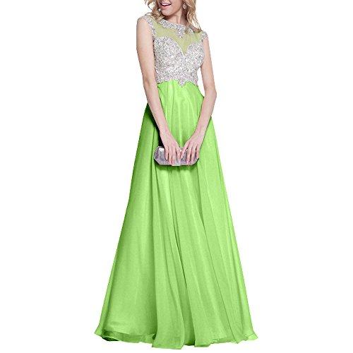 Abendkleider Spitze Linie Langes Gruen Braut Promkleider Pink Damen La Rock Apfel Ballkleider Festlichkleider mia A vIw4YaxWq