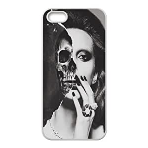 High Quality Phone Back Case Pattern Design 11Sugar Skull Art- For Apple Iphone 5 5S Cases