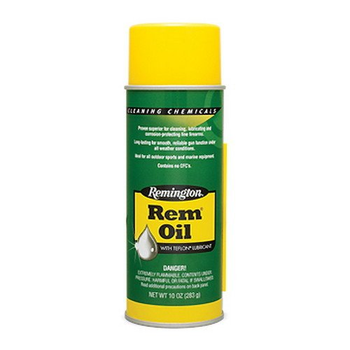 Rem Oil Spray Gun Oil, 10 oz Aerosol ()
