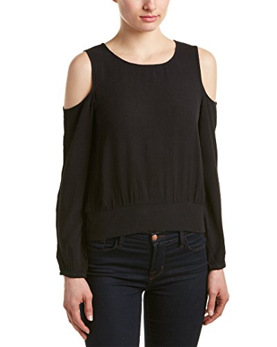 ella-moss-womens-usiku-cold-shoulder-blouse-black-xs