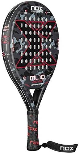 NOX Pala de pádel ML10 Pro Cup 10º Aniversario: Amazon.es ...