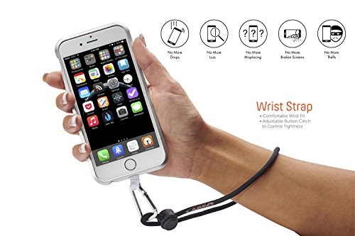 Smartphone Wrist Strap & Neck Strap with Grip Patch Cell Phone Wrist Strap