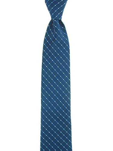 Geoffrey Beene Men's Navy Dotted Tie