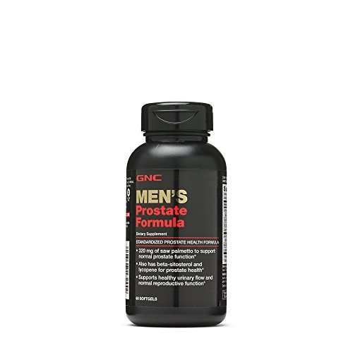 GNC Mens Prostate Formula 60 softgels