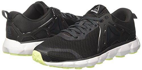 5 De Pour Gris Blanc Chaussures tain lectrique Flash Reebok Competition Course Homme Hexaffect 0 charbon A0w55FIq