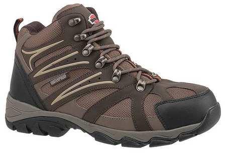 Hiking Boots, Steel, Mn, 11W, PR