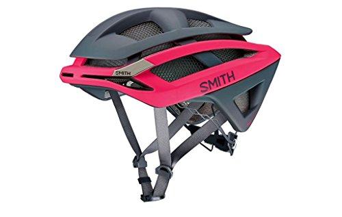 Smith Optics Overtake Helmet Medium Matte Pink/Charcoal ()