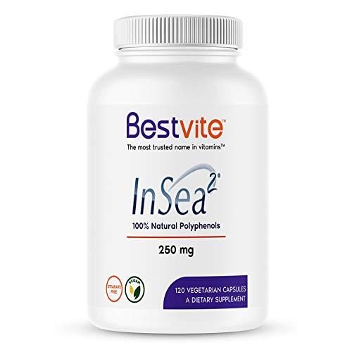 (InSea2 250mg (120 Vegetarian Capsules) )