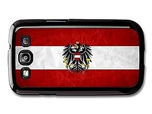 Wholesale diy case Accessories Austrian Flag Austria TMsterreichische Flagge case for Samsung Galaxy S3