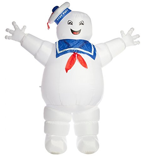 Stay Puft Marshmallow Man Inflatable Decoration