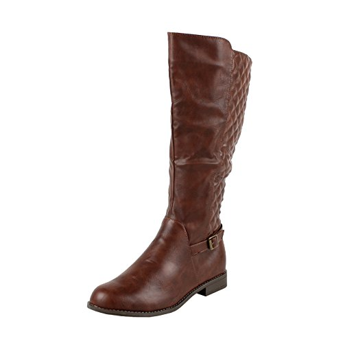 quilted boots - 7