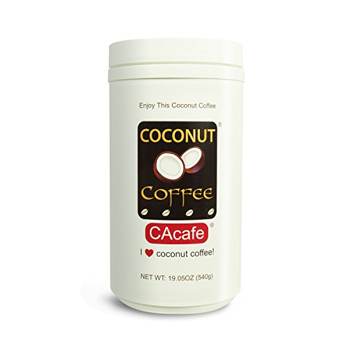 Coconut instant Colombian coconut servings