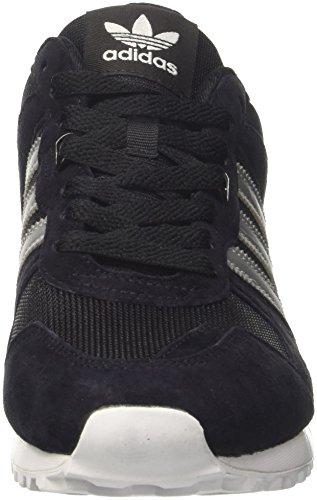 Matte Core Adulto Nero Ginnastica 700 ZX Utility adidas Black Silver Unisex Scarpe da Basse Black qzP0Bwx