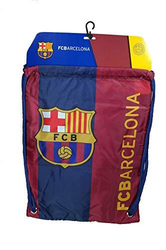 Fc Barcelona Authentic Official Licensed Soccer Drawstring Cinch Sack Bag 00-1