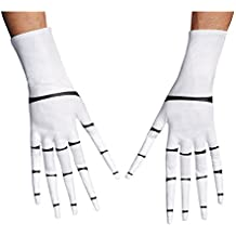 Disguise Jack Skellington Adult Gloves-