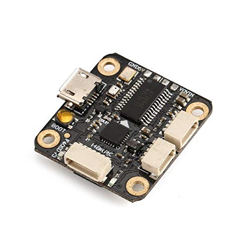 Wikiwand F4 2-4S Mini Flight Controller Board BetaFlight OSD BEC for RC Racing Drone by Wikiwand (Image #4)