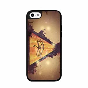 Eye of Horus- SILICONE Phone Case Back Cover iPhone 5 5s