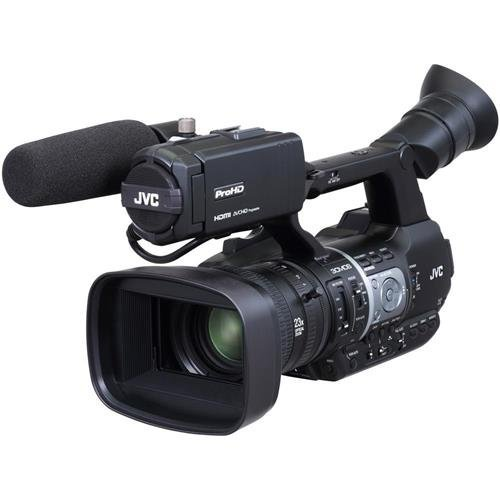 JVC GY-HM620U ProHD Professional Mobile News Camcorder