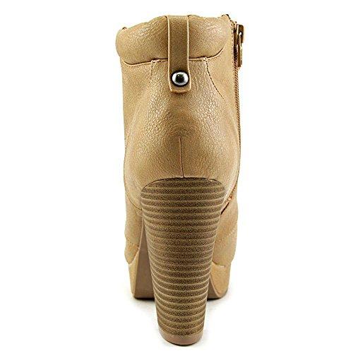 Girl Closed Material Fashion Womens Rheta Toe Ankle Boots Tan tPwdqwB
