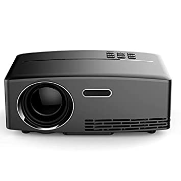 YIZHANGHome Projector HD Smart LED Projector Video de película ...