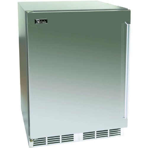 Perlick 5.3 Cu. Ft. Outdoor Freezer With Integrated Door - Requires Custom Panels - Hp24fo-2l