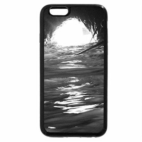 iPhone 6S Plus Case, iPhone 6 Plus Case (Black & White) - Blue Cabe