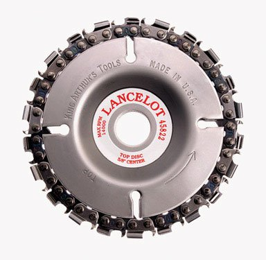 King Arthur's Tools 45822 Lancelot 22 Tooth, 5/8