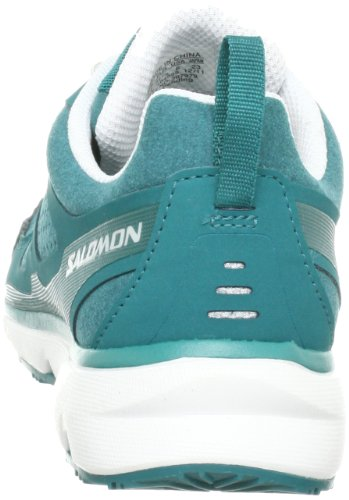 Scarpa bianco Donna Da Blu Salomon S wind Outdoor 0q4wBTx