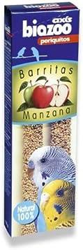 Biozoo - Barritas De Manzana Para Periquitos