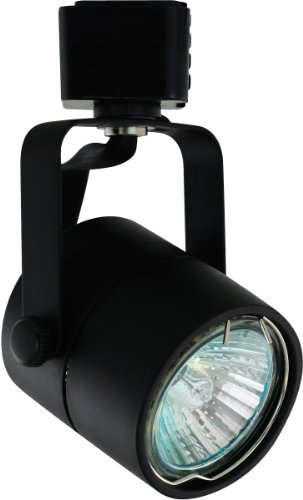 Liteline SO2012-BK-120V Sora Track Fixture, 120V, Black by Liteline Corporation