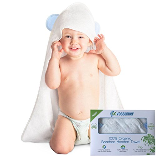 hooded toddler towel - 9