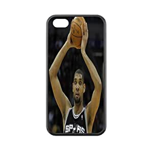 Official Tim Duncan plastic hard case skin cover for iPhone 5C AB448020