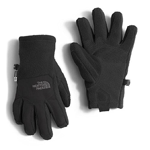 The North Face Youth Denali Etip Glove TNF Black Size Medium