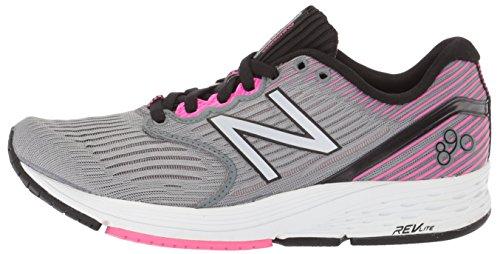 New Balance W Black Grey pink White Wb6 890 A1OrqwxBA