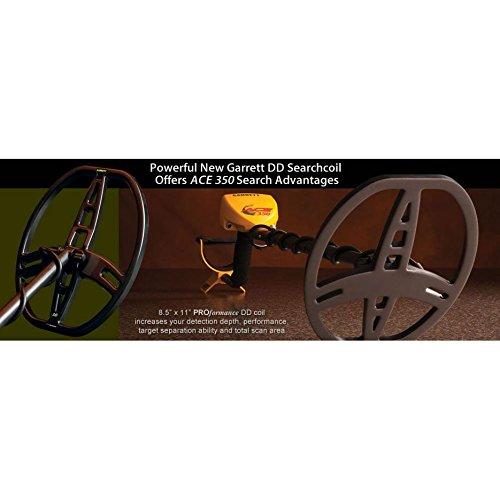 Garrett detector de metales Garrett ACE detector de metales 350 -- Incluye auriculares: Amazon.es: Jardín