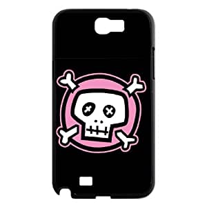 Fun Series, Samsung Galaxy Note 2 Cases, Funny 63 Cases for Samsung Galaxy Note 2 [Black]