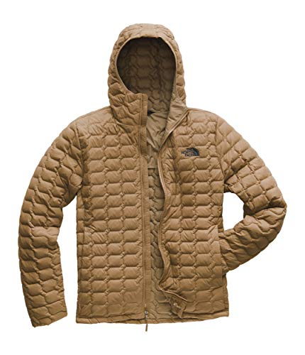 The North Face Men's Thermoball Hoodie Cargo Khaki Matte XX-Large
