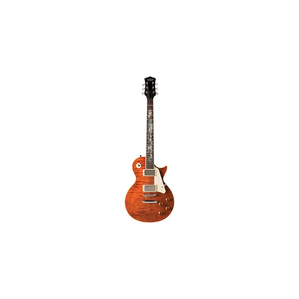 oscar schmidt 6 string oe20 electric guitar serpentine quilted right oe20serpentqte a. Black Bedroom Furniture Sets. Home Design Ideas