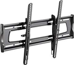 Mount your flat-panel TV to the wall easily with this tilting mount that features a locking mechanism for secure installation and a fingertip tilt that allows for smooth movement and optimal viewing.
