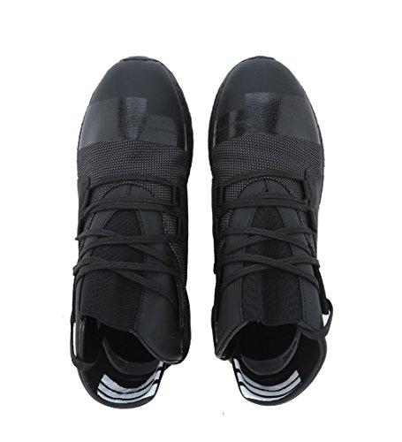 Adidas 3 Mens Sneaker Kozoko High In Tessuto Tecnico Nero Black