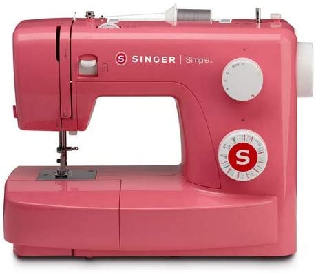 Singer MC Simple 3223 Máquina de coser, Rosa (Pink Edition ...