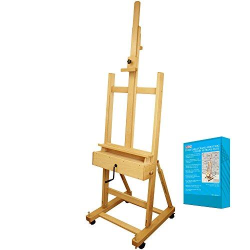 US Art Supply Extra Large Crank Adjusting Studio H-Frame for sale  Delivered anywhere in USA