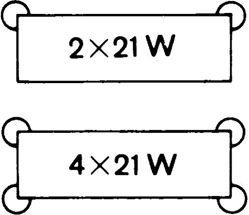 Cal Hawk Tools BSPRH23C 1//4 x 3//8 Drive Dual Head Ratchet Wrench
