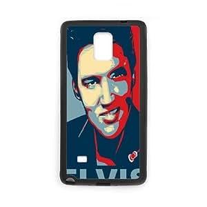 Samsung Galaxy S4 Phone Case Black Elvis Presley VC3XB0237453