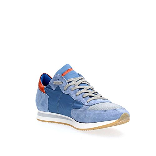 PHILIPPE MODEL PARIS TRLU 1104 Tropez Sneakers Herren Avio
