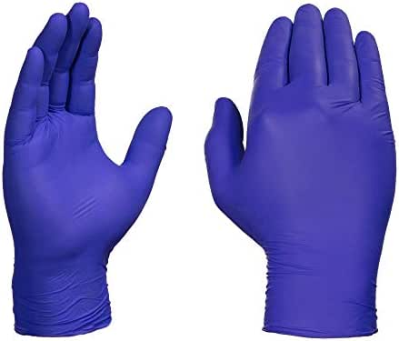 Disposable Gloves: Ammex Nitrile Gloves