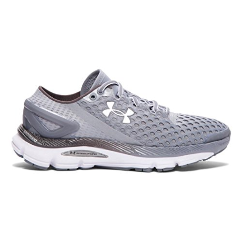 Under Armour Frauen SpeedForm Gemini 2 Stahl / Weiß
