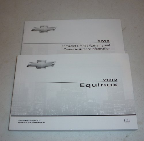 2012 Chevrolet Equinox Owners Manual (Chevy Owners Manual)